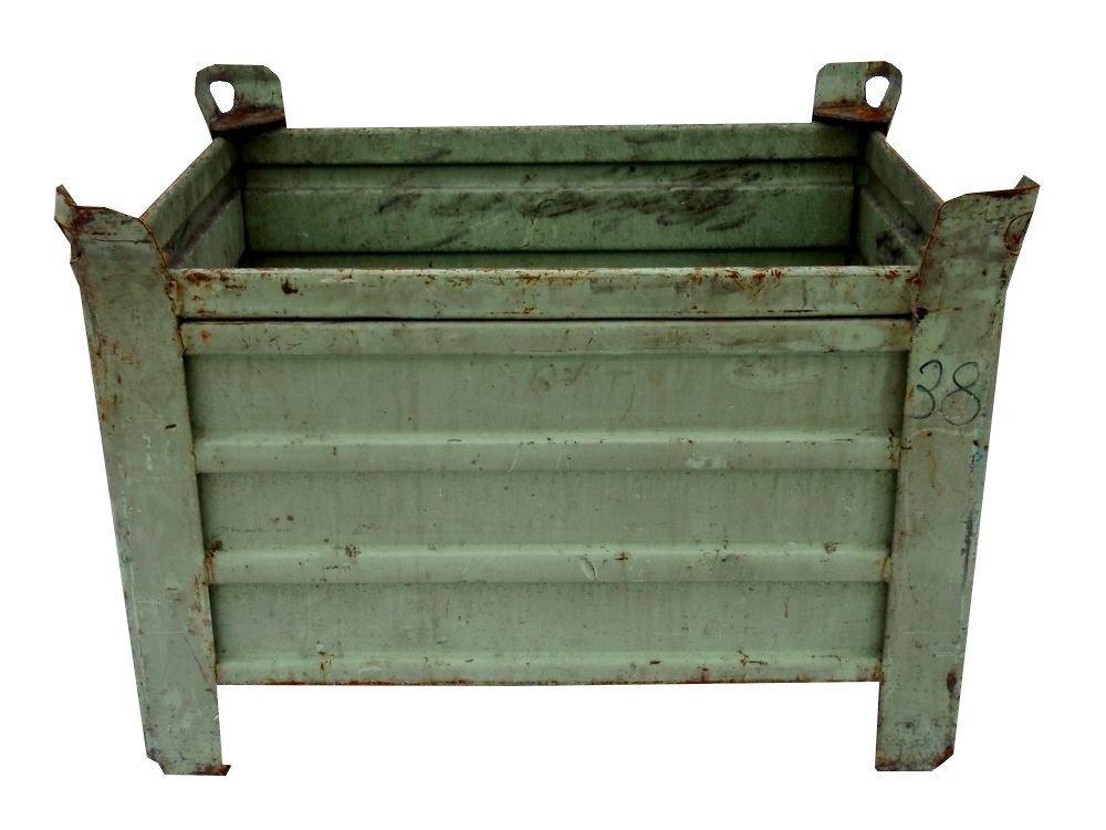 Pronájem kovové palety Mars box malé