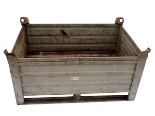 Pronájem kovové palety Mars box velké 800x600x1200